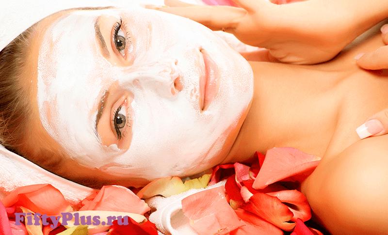Очищающая домашняя маска для лица