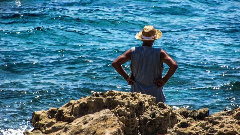 Уехать к морю на пенсии