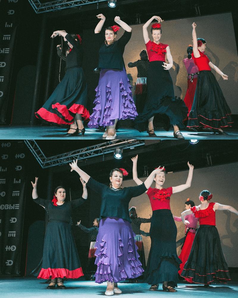 Эмоции во фламенко