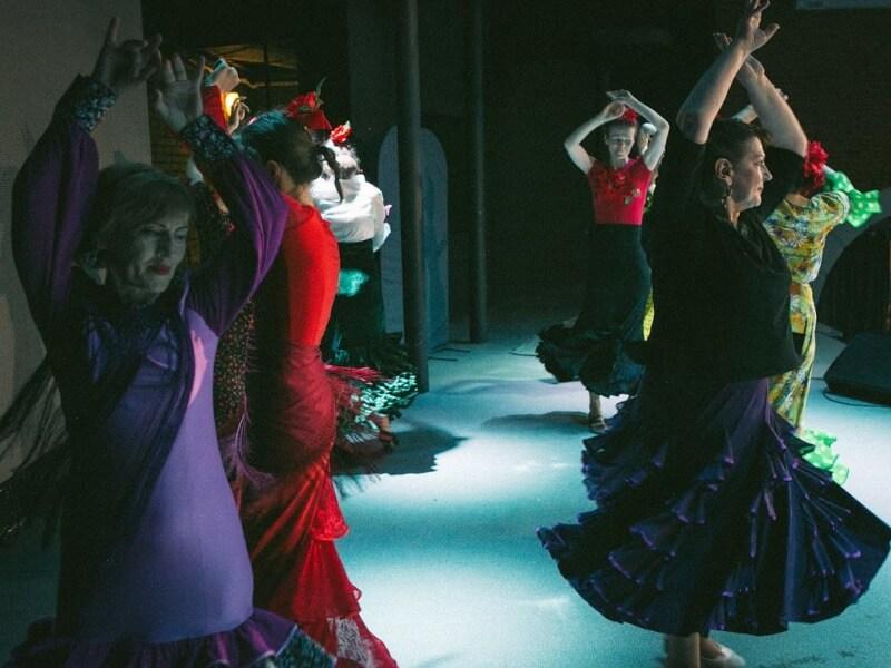Танец Севильяна