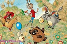 Советский мультфильм «Винни Пух»